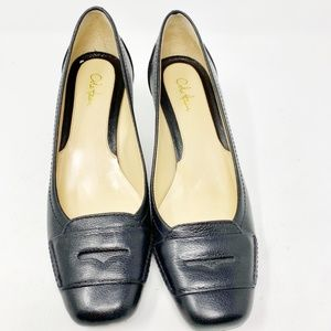 Cole Haan, Career Heels Leather Size 8B  (75)